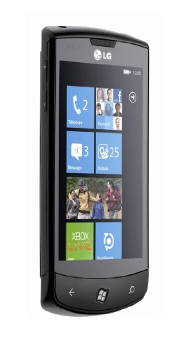 Foto LG E900 Optimus 7, Windows Phone 7, Bluetooth