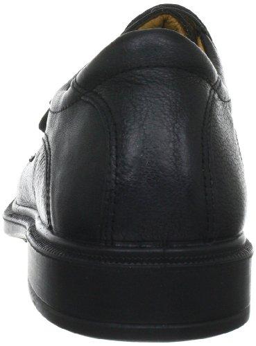 Jomos Strada 3 204205 26, Scarpe basse classiche uomo Nero (Schwarz (schwarz))