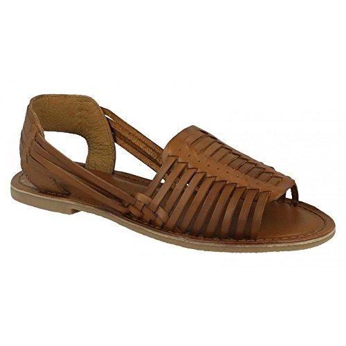 Leather Collection - Sandales en cuir - Femme Bronze