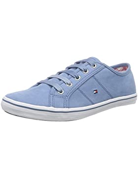 Tommy Hilfiger Mädchen S3285later 6d-1 Low-Top