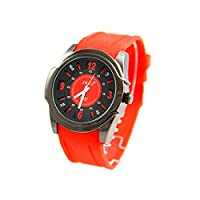 Sbao Homme - Montre Homme Fun Silicone Rouge SBAO 2738