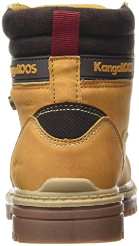 KangaROOS Riveter Jr, Bottes Courtes Mixte Enfant Beige (Tan 170)