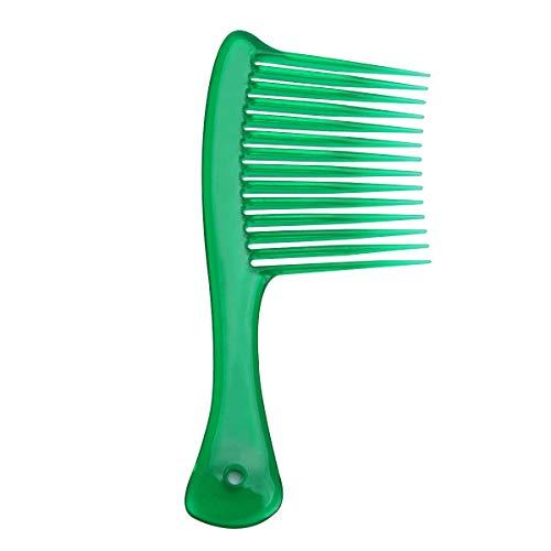 LFDSZ 1 Stücke Pro Salon Haarfärbemittel Kamm Axt Form Große Breite Zähne Färbung DIY Pinsel Friseur Friseur Styling Werkzeuge Zubehör