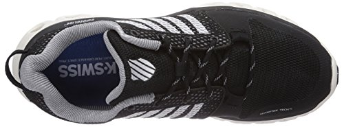 K-Swiss Performance Ks Fw X Lite-black/Bright White/Griffin-m, Chaussures de fitness femme Noir