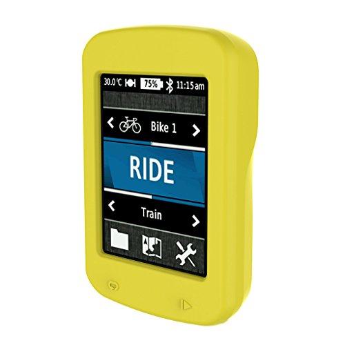 MiSha Funda Protectora Silicona Garmin Edge 820 GPS
