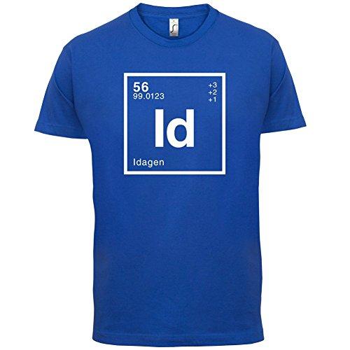 Ida Periodensystem - Herren T-Shirt - 13 Farben Royalblau