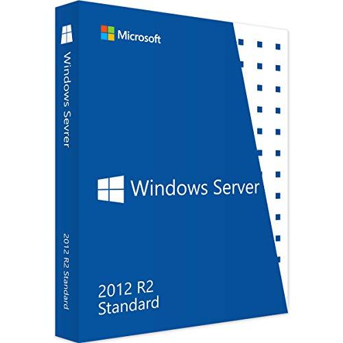 Windows Server 2012 R2 Standard, 64 Bit,Key OEM + USB-Stick (bootfähig) (Os Server 2012 R2)