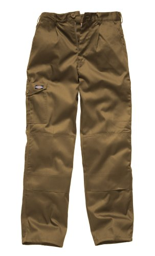 Dickies Redhawk Super Work Trousers Khaki