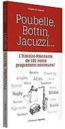 Poubelle, Bottin, Jacuzzi... - L'histoire étonnante de 101 noms proprement communs ! par Gersal