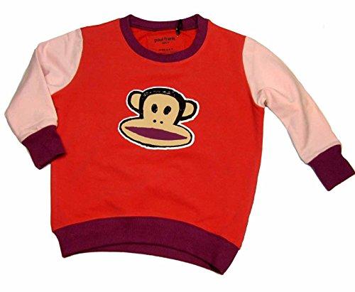 Paul Frank Kids oversized Sweatshirt colors 9-10Y