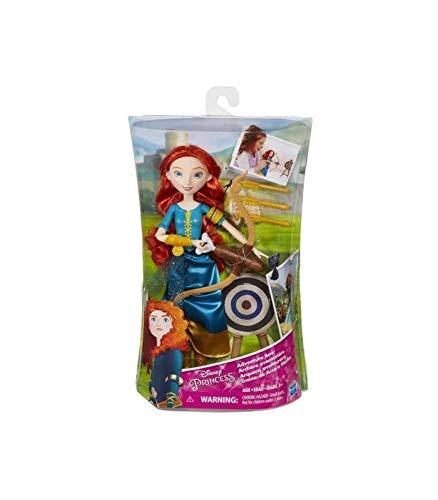 Hasbro GXP-574968 Disney Princess-Glaub an Dich Prinzessin, Merida, Puppe