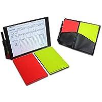 EASE árbitro tarjetas de cuaderno