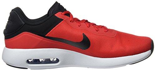Nike Herren 844874 Sneakers Mehrfarbig (Rojo / Negro)