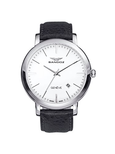 Reloj Suizo Sandoz Caballero 81387-07 Heritage Collection