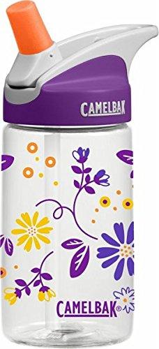 Camelbak Kinder Eddy .4L Daisy Chain Trinkflasche, 0.4 Liter