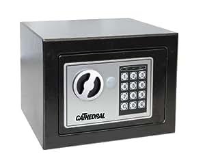 elektronischer tresor 6 liter b robedarf schreibwaren. Black Bedroom Furniture Sets. Home Design Ideas