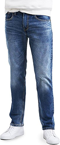 Levi's ® 502 Regular Taper Jeans black beat -