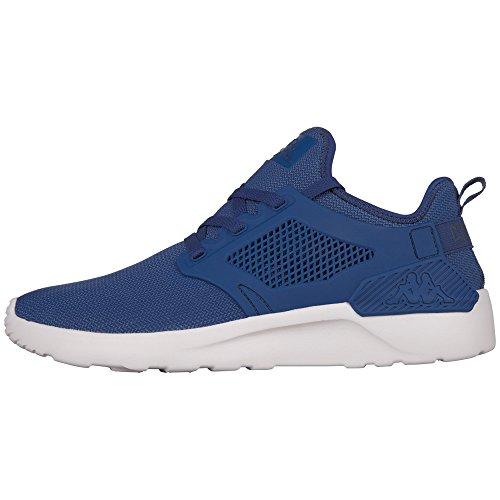 Kappa Unisex-Erwachsene Talent Sneaker, Blau (6464 Midblue), 43 EU