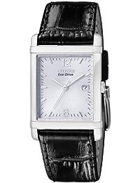 Citizen Herren-Armbanduhr Analog Quarz Edelstahl BW0201-06A