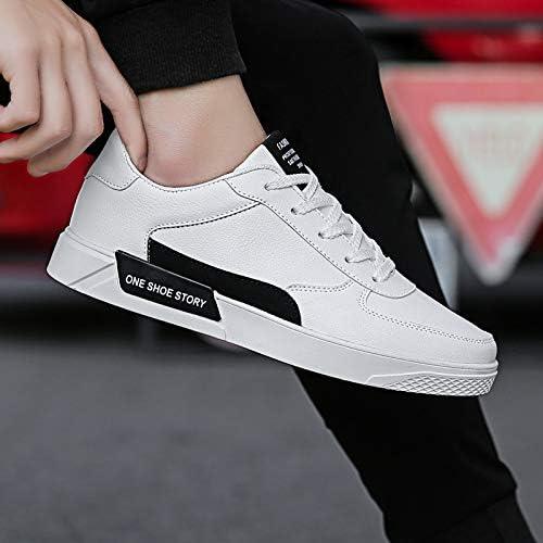 NANXIEHO Autumn And Winter Small bianca scarpemen scarpemen scarpemen Sport Leisure scarpe Teens Non-Slip scarpe da ginnastica Men Trend Student scarpe B07GTGMB1S Parent | Online Shop  | economia  107c35