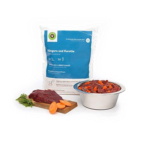 Barf Hundefutter, Starterpaket für Hunde von Pets Deli – 10 x 200g oder 400g Barf Menüs mit Kohlenhydraten (glutenfrei) (400g) - 3