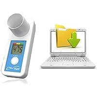 eMini-Wright Digital Peak Durchflussmesser USB Download Version preisvergleich bei billige-tabletten.eu