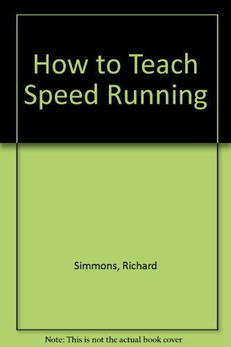 How to Teach Speed Running por Richard Simmons