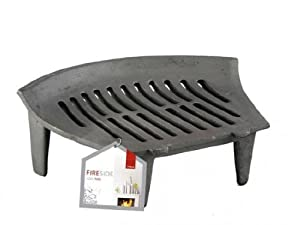 Deville Fire Grate Black 14in