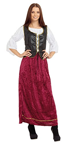 Wench Plus Size costume Adult Fancy (Wench Plus Size Kostüm)