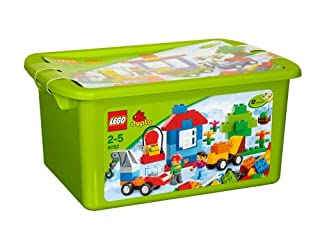 LEGO Bricks & More Duplo 6052 - Mi Primer Set de Vehículos (B004OT4SJW) | Amazon price tracker / tracking, Amazon price history charts, Amazon price watches, Amazon price drop alerts