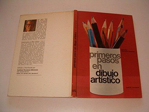 Descargar Libro Primeros pasos en dibujo artistico de Jose Maria Parramon