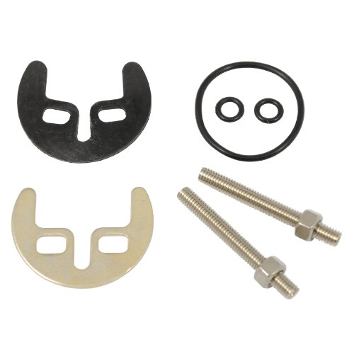 2 PIN UNIVERSAL MONOBLOC BASIN SINK MONO TAP FIXING SET by MGM PRODUCTS