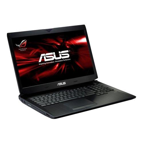 Asus G750JZ-T4148H 43,9 cm (17,3 Zoll) Laptop-PC (Intel Core i7 4700HQ, 2,4GHz, 8GB RAM, 256GB SSD, GTX 880M, DVD, Win 8) schwarz (Asus I7-4700hq Notebooks)