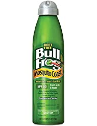 Bull Frog Spray solaire / insectifuge Mosquito Coast - SPF 30 - Protection UVA/UVB - 175 ml