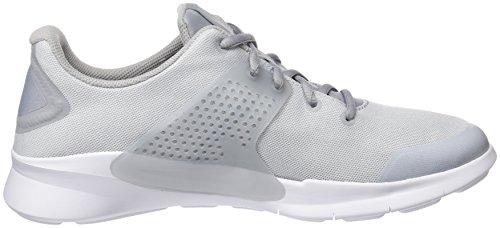 Nike Herren 902813 Sneakers Mehrfarbig (Wolf Grey/white)