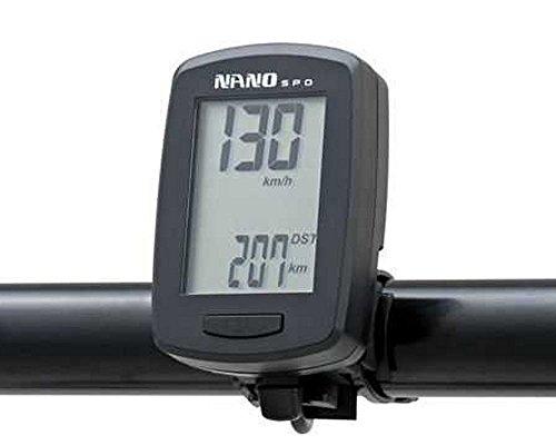Tacho Motorrad DAYTONA NANO, Geschw. km/h oder mls/h, Kilometerstand/Trip/Uhr