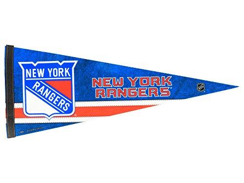 WinCraft New York Rangers Premium NHL Wimpel