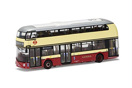 CorgiOM® 46619B Transport Trading Ltd (TFL) - Modelo de Clapham común de Routemaster Go Ahead London 88