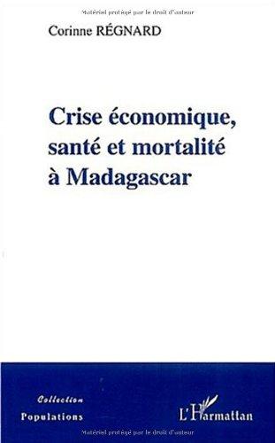 Crise conomique, sant et mortalit  Madagascar