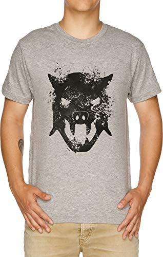 en T-Shirt Grau ()