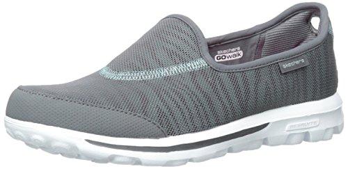 Skechers Leistung Go-Weg Extract Gehen Slip-on Schuh Charcoal/Blue
