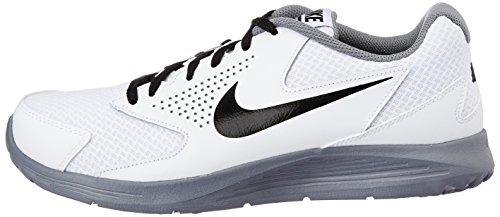 Nike CP Trainer 2 Herren Hallenschuhe Weiß (White/Black-Cool Grey 100)
