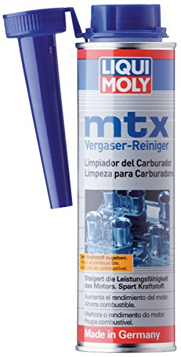 Liqui Moly 1682123 12 MTX Vergaser Reiniger 300