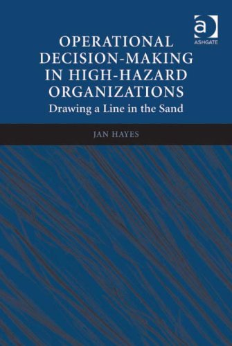 Operational Decision-making in High-hazard Organizations: Drawing a Line in the Sand