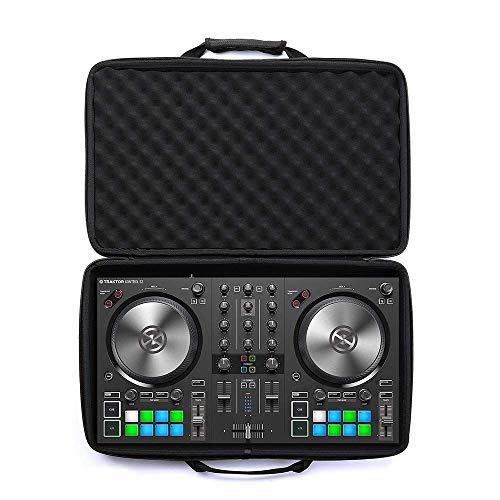 Subtop EVA Hard Case di Viaggio Sacchetto di Trasporto Custodia per Native Instruments Traktor Kontrol S2 Mk3 Controller DJ