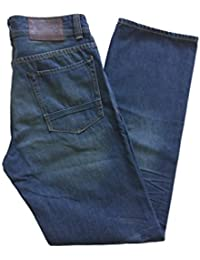 "Timberland Men's Zip-Fly ""Ellsworth"" Fit Straight Jeans - 6115J651 - W 32 L 32"