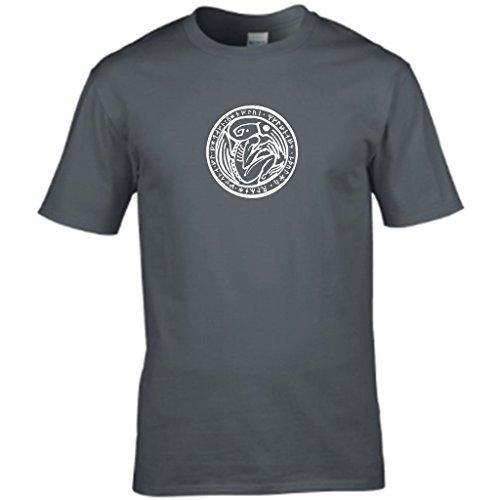 CTHULHU great old-one Herren t shirt Grau - Grau