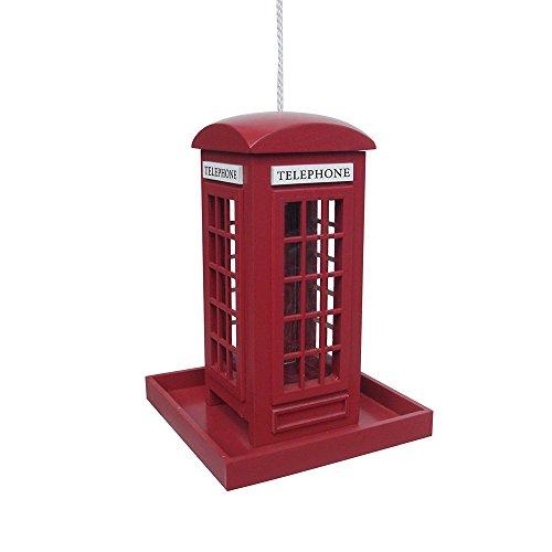 ardisle-red-novelty-police-phone-box-wooden-garden-hanging-bird-feeder-telephone-seed-feed