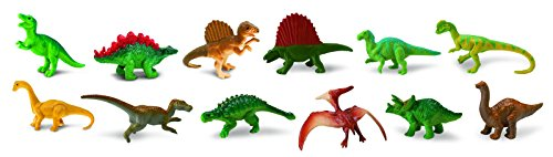 Imagen principal de Safari Dino Toob - Figuras de dinosaurios (10 unidades)