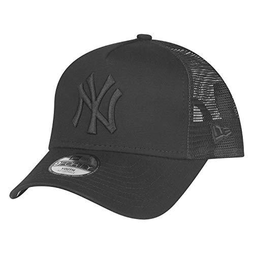New Era 9Forty Kids Trucker Cap - NY Yankees schwarz Toddler